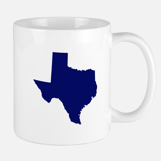 Texas - Blue Mug