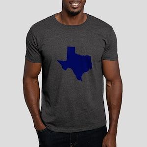 Texas - Blue Dark T-Shirt