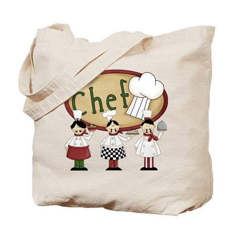 Italian Chefs Tote Bag