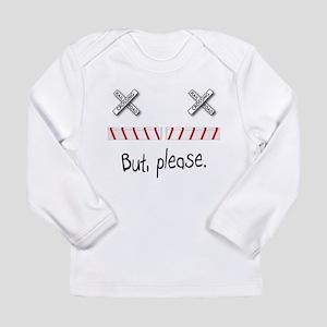 Railroad Crossing Long Sleeve Infant T-Shirt