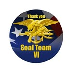 "Seal Team VI 3.5"" Button (100 pack)"
