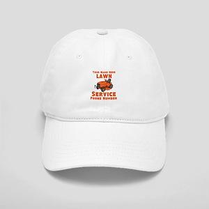 Lawn Service Baseball Cap