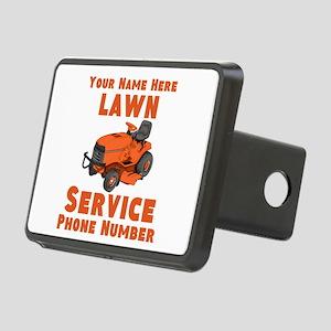 Lawn Service Hitch Cover