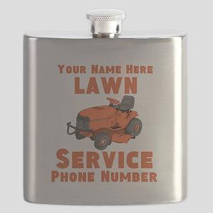 Lawn Service Flask