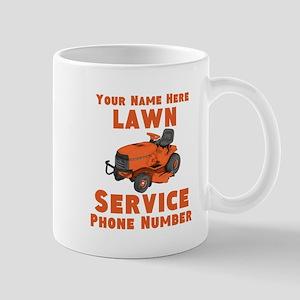Lawn Service Mugs