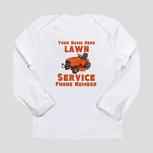 Lawn Service Long Sleeve T-Shirt