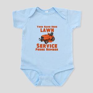 Lawn Service Body Suit