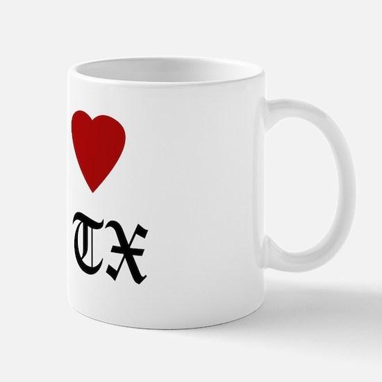 Hella Love Lubbock Mug