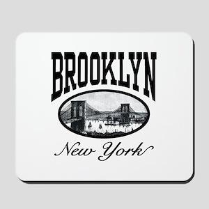 Brooklyn New York Mousepad