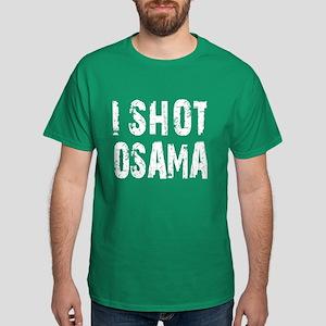 I Shot Osama Dark T-Shirt