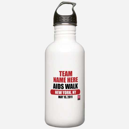 Team Jersey Water Bottle