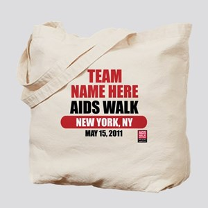 Team Jersey Tote Bag