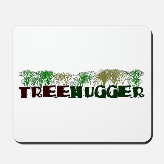 TREEHUGGER Mousepad