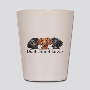 Dachshund Lover Shot Glass