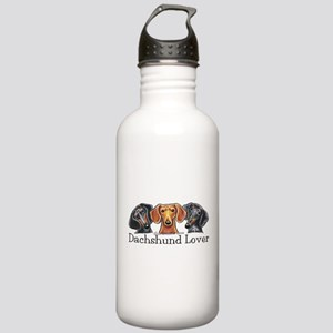 Dachshund Lover Stainless Water Bottle 1.0L