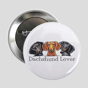 """Dachshund Lover 2.25"""" Button"""