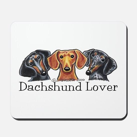 Dachshund Lover Mousepad