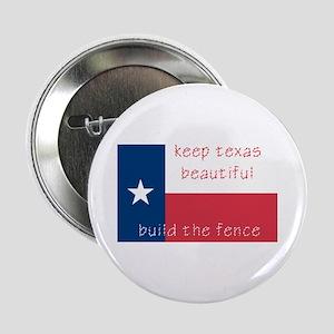 Keep Texas Beautiful Button