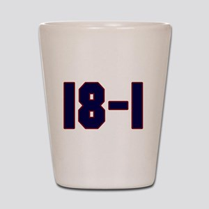 18 and 1 Shot Glass
