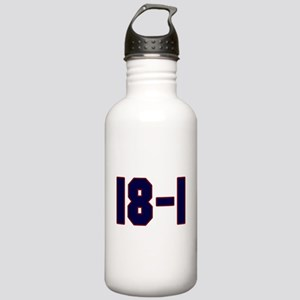 18 and 1 Stainless Water Bottle 1.0L