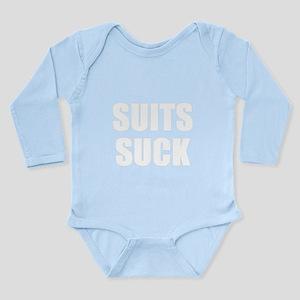 Tell'em Billy Long Sleeve Infant Bodysuit