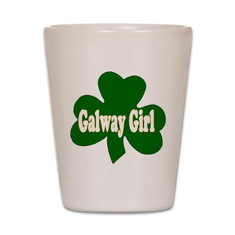 Galway Girl Shot Glass