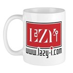 lazy-logo Mugs
