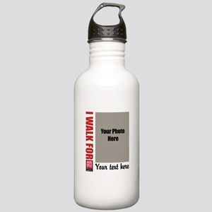 I Walk For... Stainless Water Bottle 1.0L