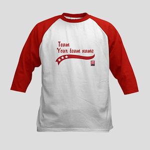 Team Walk Kids Baseball Jersey