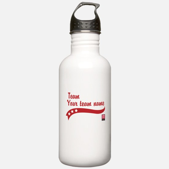 Team Walk Water Bottle