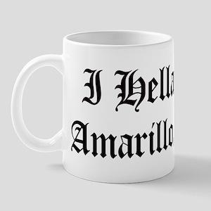 Hella Love Amarillo Mug