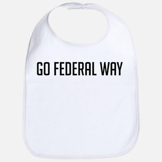 Go Federal Way! Bib