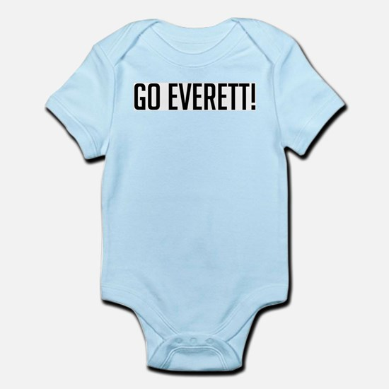 Go Everett! Infant Creeper