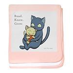 Cat & Kitten Baby Blanket