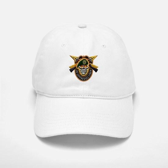 US Army Special Forces Baseball Baseball Cap