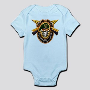 US Army Special Forces Infant Bodysuit