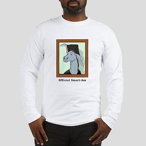 Official Smart Ass Long Sleeve T-Shirt