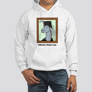 Official Smart Ass Hooded Sweatshirt