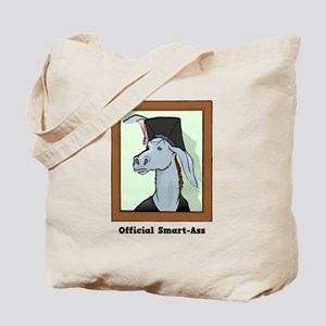 Official Smart Ass Tote Bag