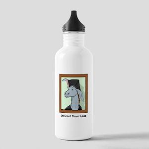Official Smart Ass Stainless Water Bottle 1.0L