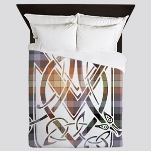 Monogram - MacKay of Strathnaver Queen Duvet