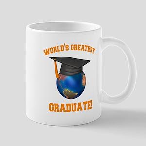 World's Greatest Graduate Mug