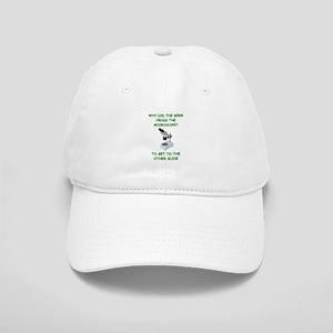biology joke Cap