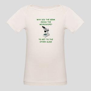 biology joke Organic Baby T-Shirt