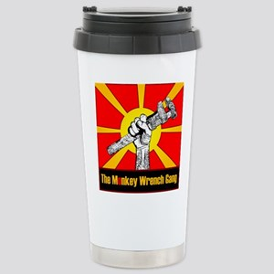 The Monkey Wrench Gang Stainless Steel Travel Mug