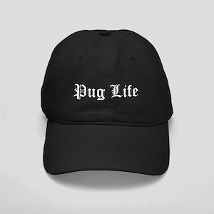 Pug Life Basic Black Cap
