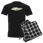 Clown Featherback Knifefish Pajamas