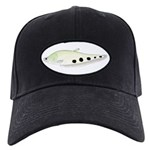 Clown Featherback Knifefish Baseball Hat