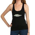 Clown Featherback Knifefish Tank Top