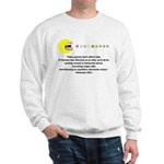 Video Games Don't Affect Kids Sweatshirt
